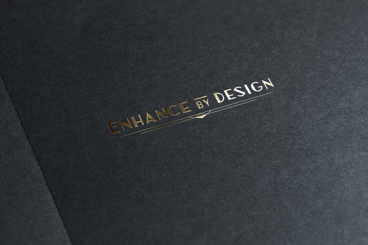 Enhanced-by-Design-Interior-Design-logo-design-by-nuvismedia-1