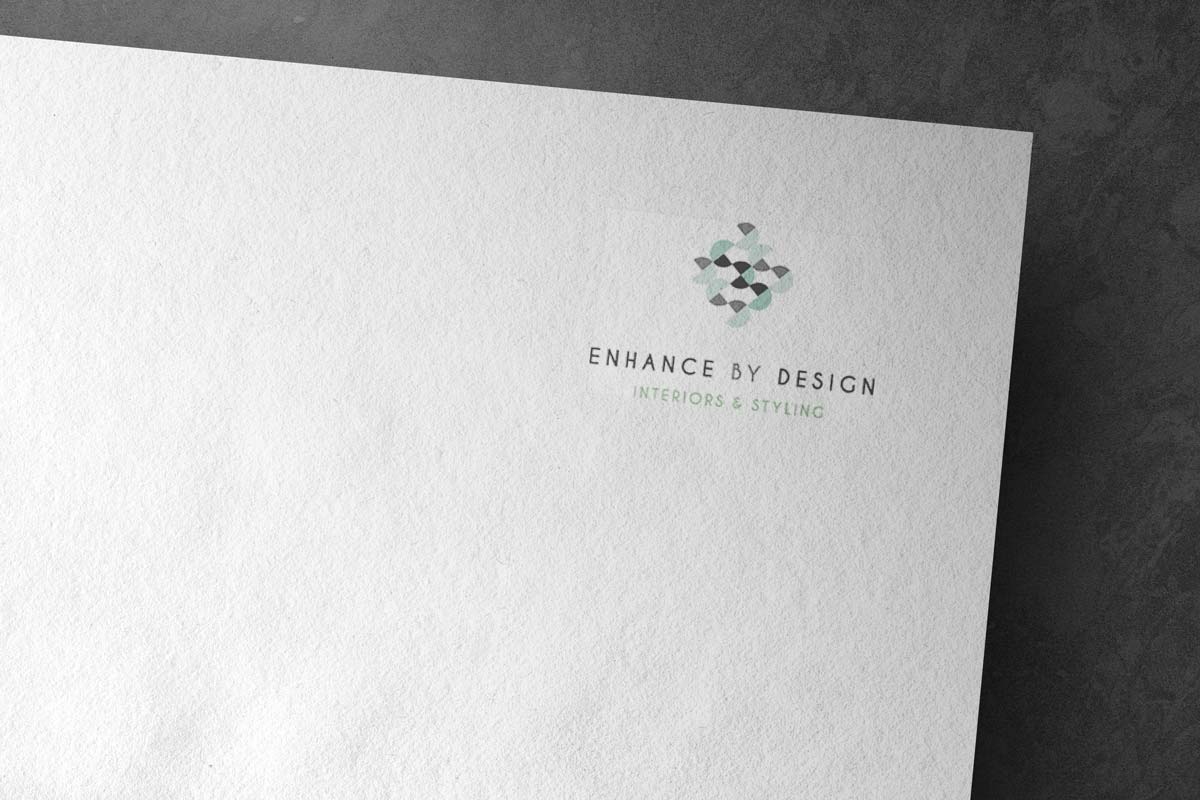 Enhanced-by-Design-Interior-Design-logo-design-by-nuvismedia-before-redesign-1